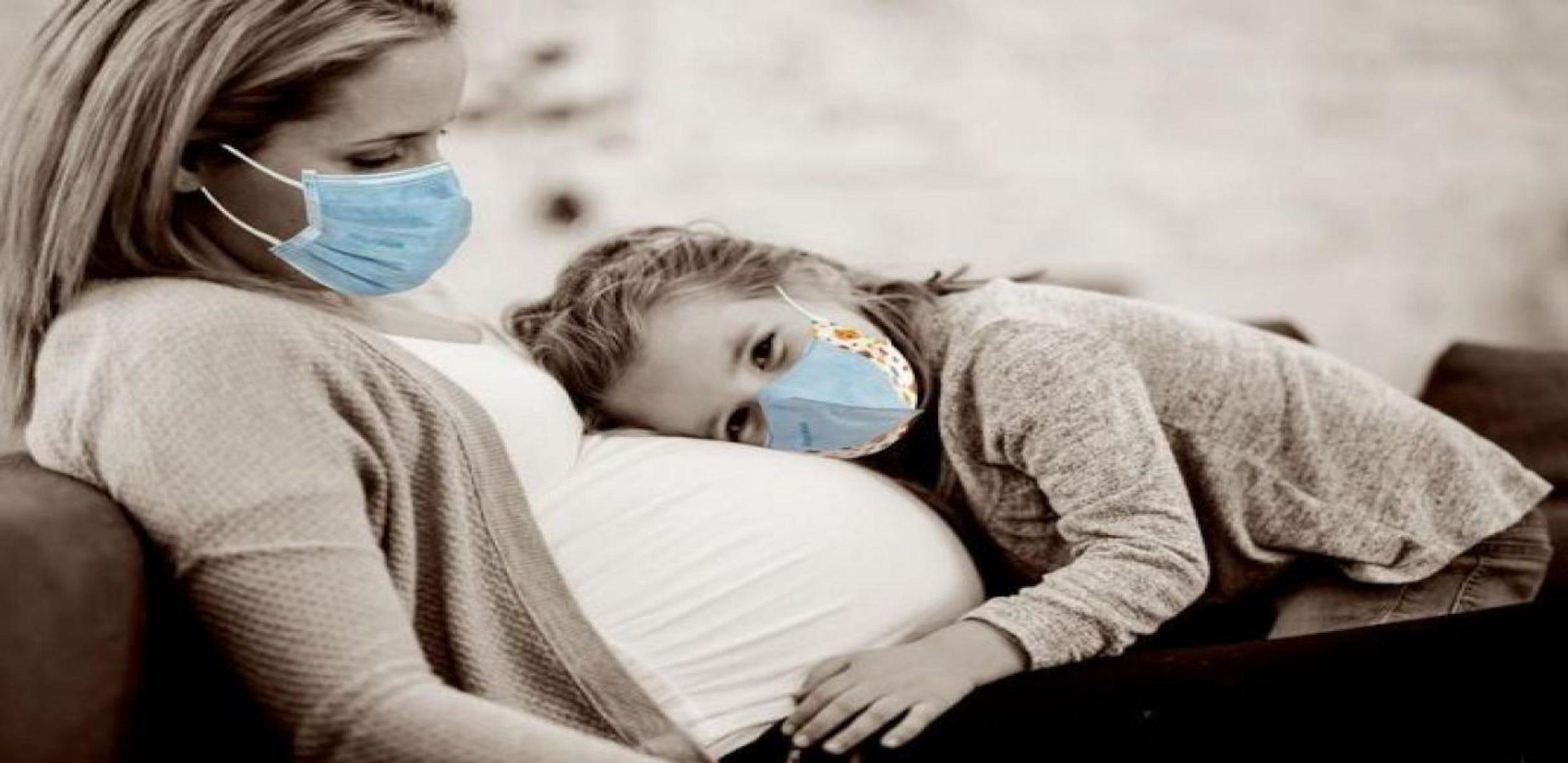 Coronavirus: información a la mujer embarazada